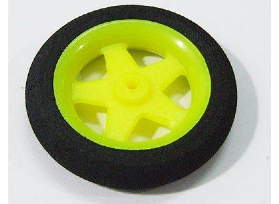 Super Light Multi Spoke Wheel D30x7mm 1pc