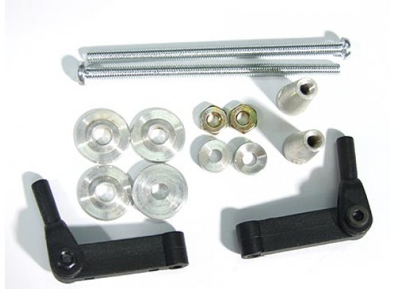 Heavy Duty Arm set (good for 100cc engines)
