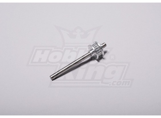 HK-500GT Tail Drive Gear Shaft (Align part # H50037)