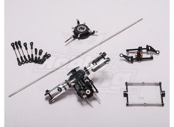 HK-500GT Main Rotor Head assembly (Hardened)