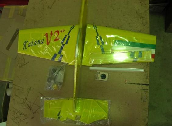 SCRATCH/DENT Katana V2 Profile 48in (AUS Warehouse)