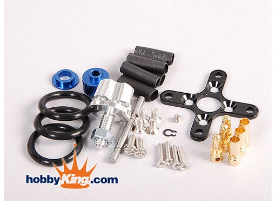 Turnigy 2217 motor accessory Pack.