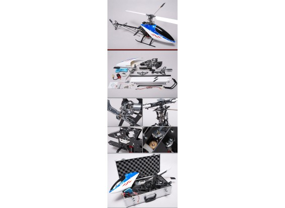 HK500 3D Helicopter Kit w/motor & Upgrade Parts (SELLOUT)