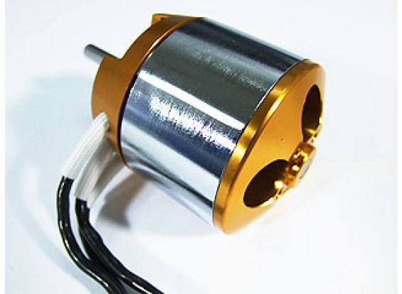 LCD-hexTronik 45-50 580kv Brushless Motor