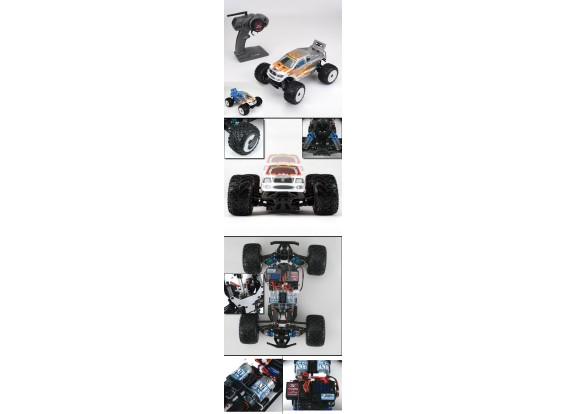 1/18 Mini-LST2 Monster Truck RTR