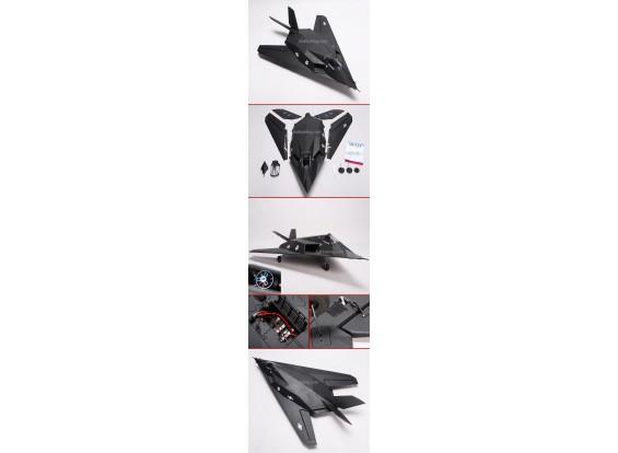F-117 Fighter Jet w/ Brushless EDF RTF