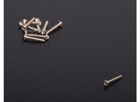 Self-Tapping Screws M2.5x12 (10pcs/set)