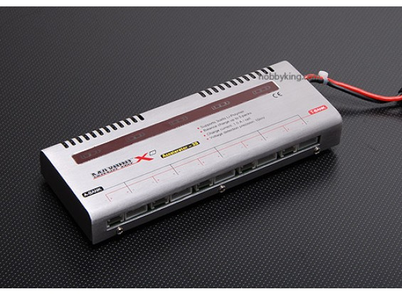 Maxpro-X6 5-port Accelerator for 3S lipoly