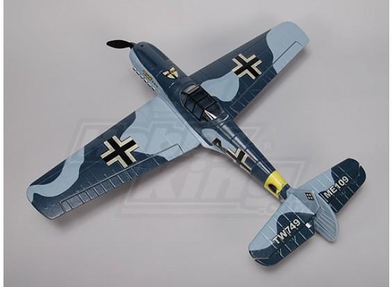 Me-109 97pcnt Plug-n-Fly w/ BL Motor/Servo/ESC