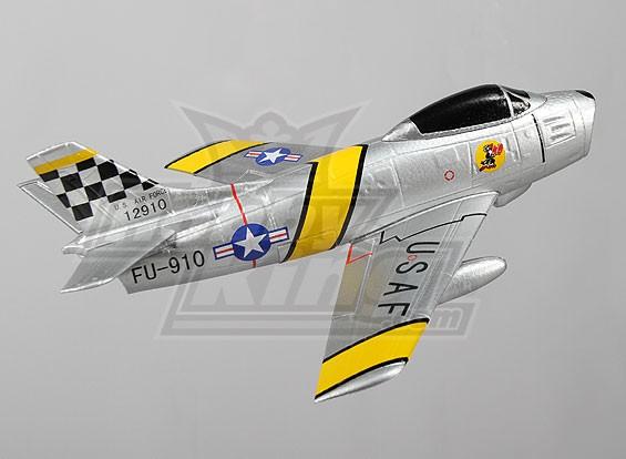 F86 Sabre 35mm EDF Micro Jet EPO (PNF)