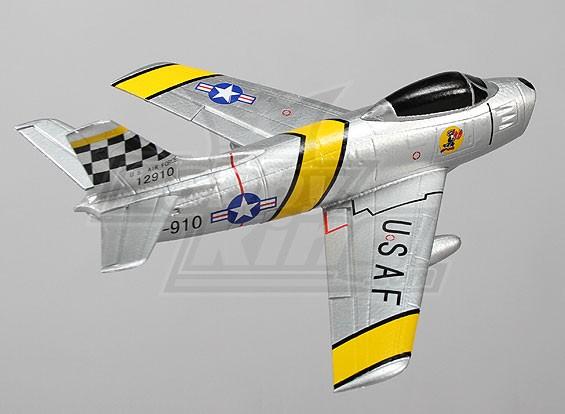 F86 Sabre 35mm EDF Micro Jet EPO (RTF - MODE 2)