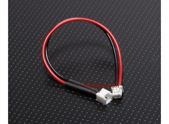 Mini JST-XH Wire Extension (10cm)