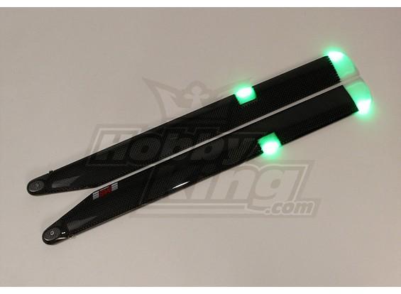515mm MS Composit Nexus 30 3D Night Blade