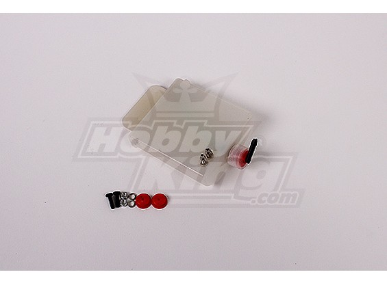 RC Motor Bike Replacement Fuel Tank Set
