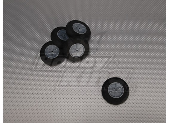 Light Foam Wheel Diam: 60, Width: 18.5mm (5pcs/bag)