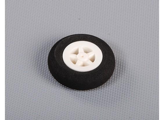 Light Foam Wheel (Diam: 35, Width: 11mm)