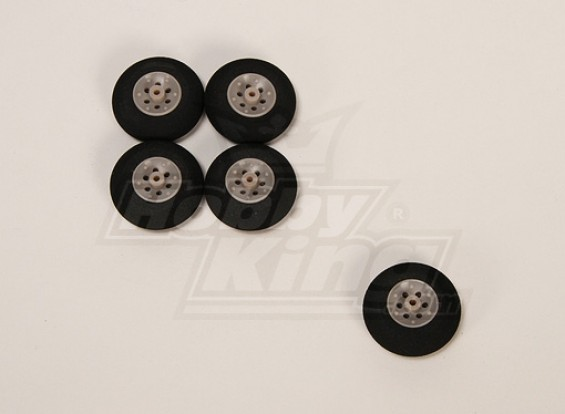 Super Light Wheels D30xH10 (5pcs/bag)