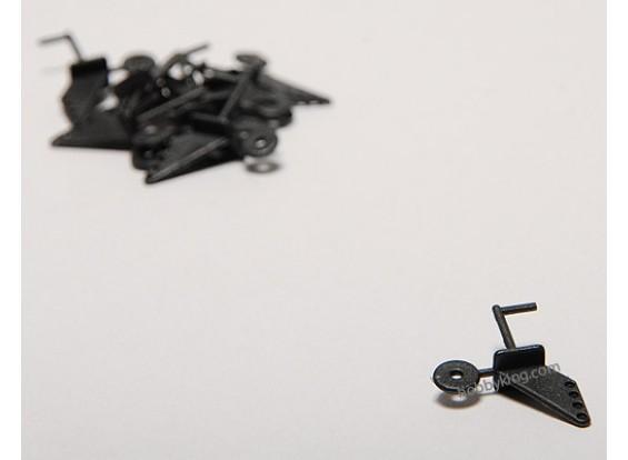 Light Plane Plastic Control Parts Set (10pcs)