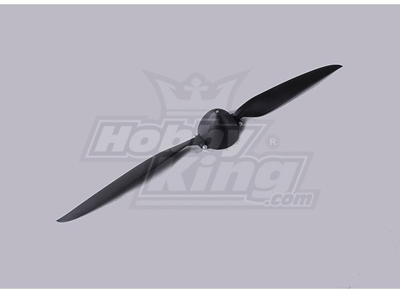 Folding Propeller W/Hub 55mm/5mm Shaft 16.5x10 (1pc)
