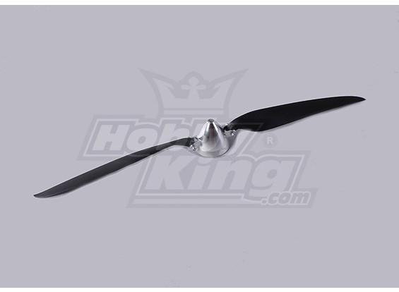 Folding Propeller Assembly 16.5x10 (Alloy/Hub Spinner) (1pc/bag)