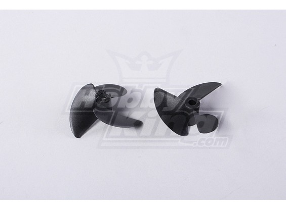 3-Blade Boat Propellers 40x47mm (2pcs/bag)