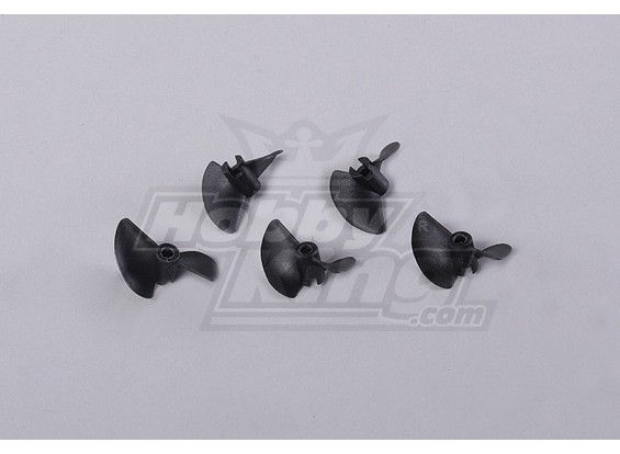 2-Blade Boat Propellers 40x30mm (5pcs/bag)