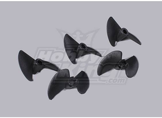 2-Blade Boat Propellers 40x38mm (5pcs/bag)