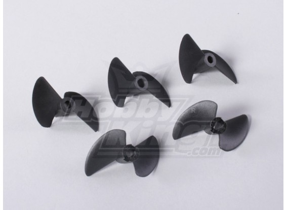 2-Blade Boat Propellers 40x47mm (5pcs/bag)
