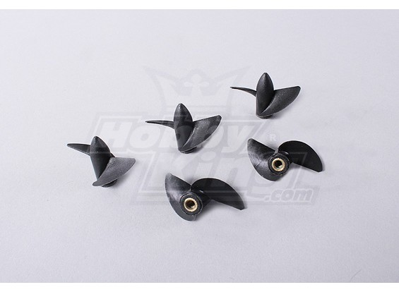 2-Blade Boat Propellers 39X27.5 (Reverse) (5pcs/bag)