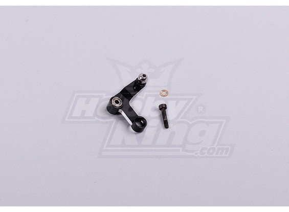 450 Size Heli Metal Tail Slider Control Arm