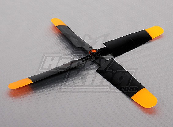 P-51 P&P (1.2m) Replacement 4 Blade Prop 10x8