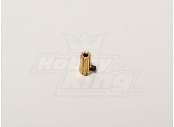 Pinion Gear 2.3mm/0.5M 9T (1pc)