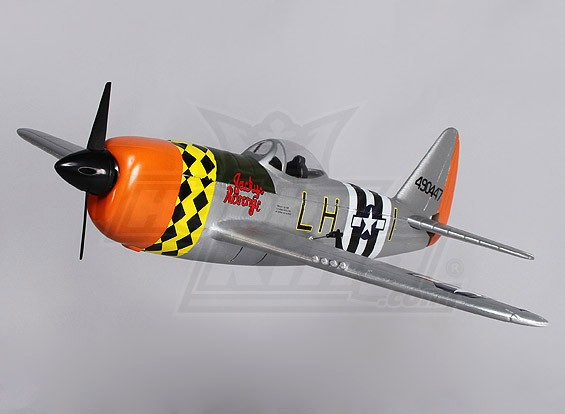 P47 Funfighter - EPO 630mm (PNF)