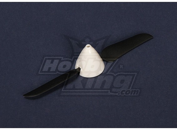 Turnigy Mini-Swift Replacement Folding Propeller & Spinner