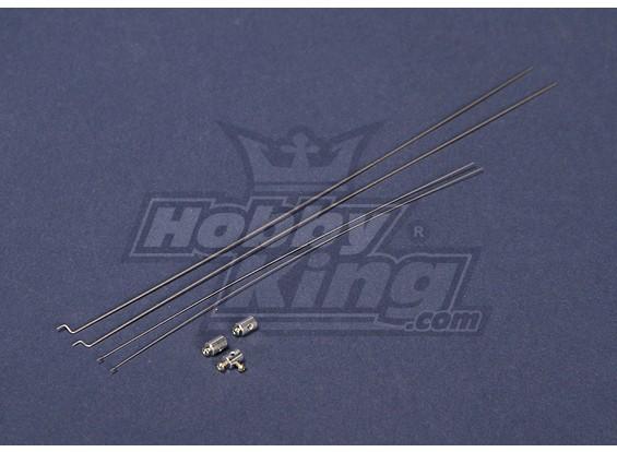 Turnigy Mini-Swift Replacement Pushrod Set