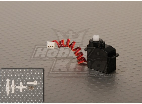 HK-282 Ultra-Micro Servo 2.2g / 0.2kg / 0.08sec