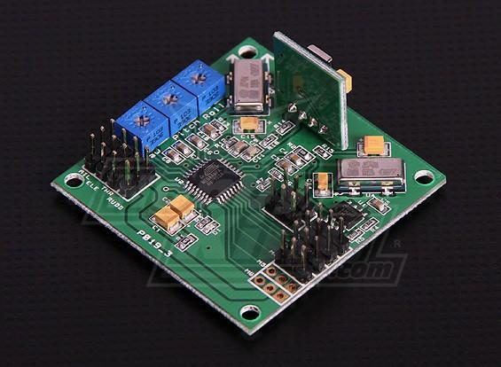 HobbyKing Quadcopter Control Board