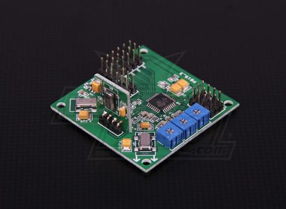 HobbyKing Multi-Rotor Control Board V2.1 (Atmega168PA)