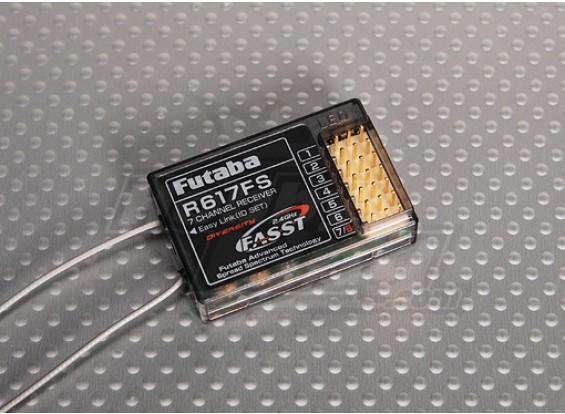 Futaba R617FS 7-Channel 2.4GHz FASST Rx (Genuine)