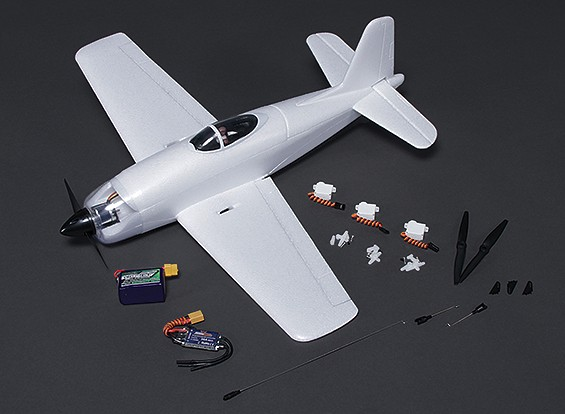 HobbyKing® ™ Rarebear Pylon Racing Start-up Kit 620mm (Race Series Edition