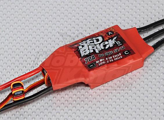 HobbyKing Red Brick 70A ESC