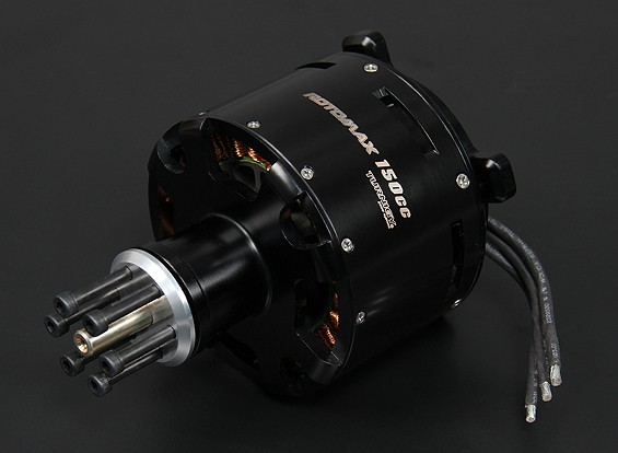 Turnigy RotoMax 150cc Size Brushless Outrunner Motor