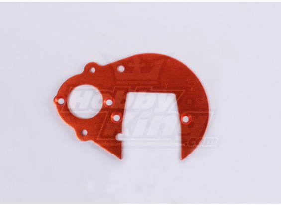 Alloy Gear Plate - Baja 260 and 260S