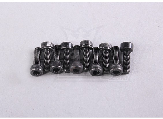 Screw 2.5X8mm Baja 260 and 260s (10pcs)
