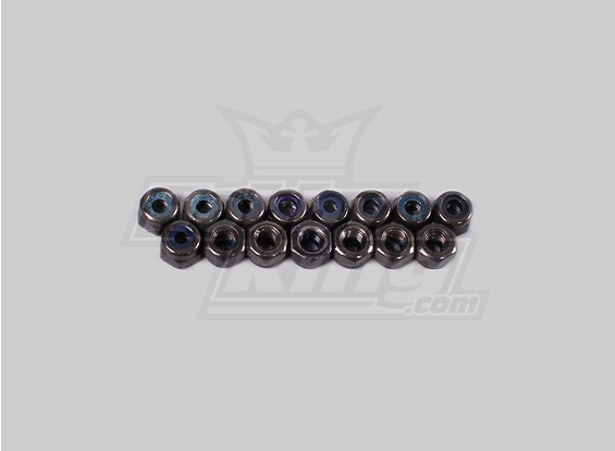 M3 Hex Nuts Baja 260 and 260s (15Pcs/Bag)