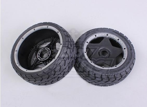 Front Wheel Set - Baja 260 and 260S