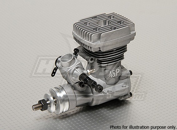 SCRATCH/DENT -  S46H Two Stroke Glow Engine for 50 size Helicopter