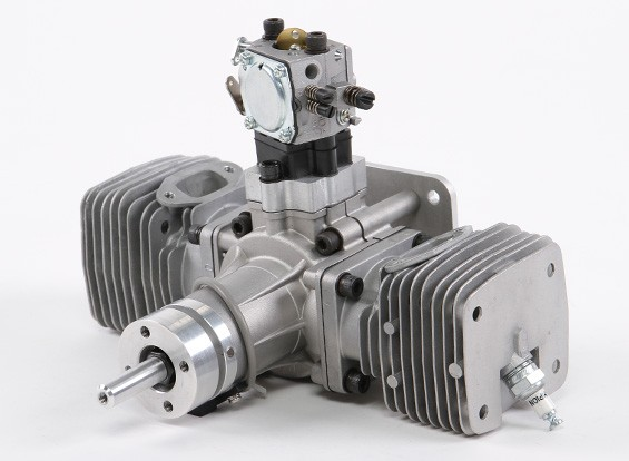 SCRATCH/DENT - MLD-70 Twin Gas Engine w/CDI Electronic Ignition 6.6BHP