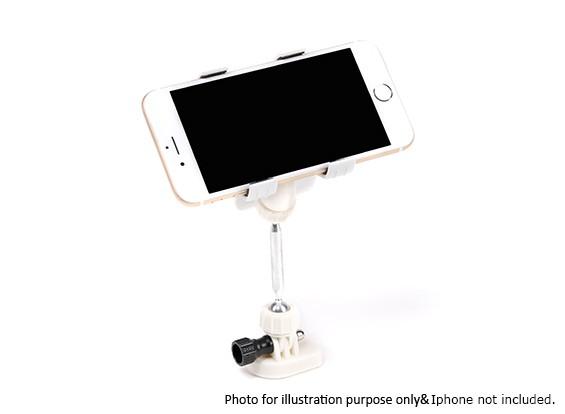 SCRATCH/DENT - Smartphone Transmitter Mounting Bracket (White)