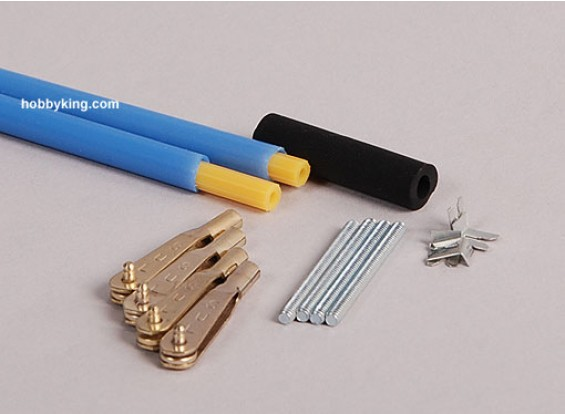 Sullivan Gold-N-Rod 36in/91cm SemiFlexible 2sets
